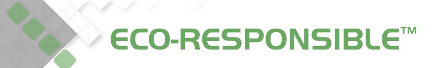 Eco-Responsible™
