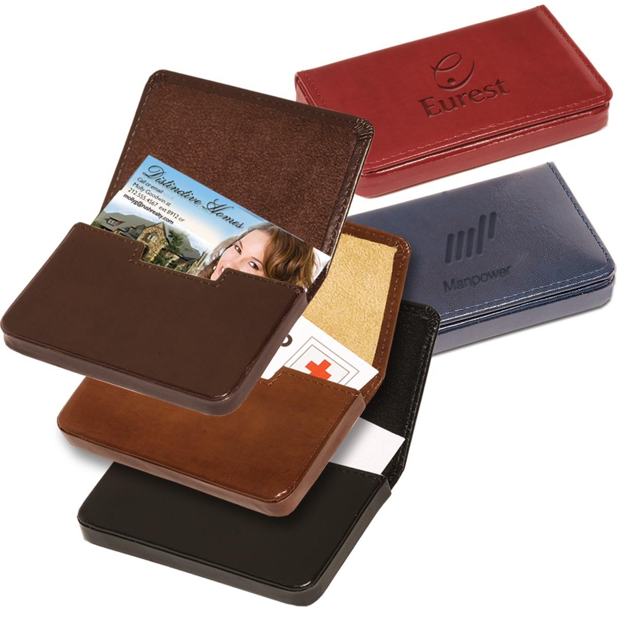 Soho™ Magnetic Card Case