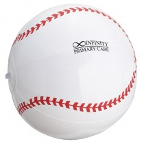 "14"" Baseball Beach Ball"