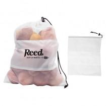 Mesh Drawcord Bag