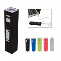 Portable Metal Power Bank Charger (UL Certified)