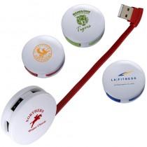 Round 4 Port USB Hub