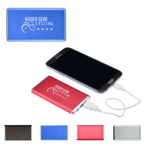 Ultra-Slim Power Bank Charger (UL Certified)
