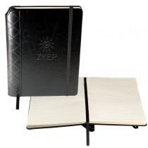 Venezia™ Quilted Journal with Pen Slot