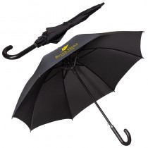 LEEMAN™  Executive Umbrella with PU Handle