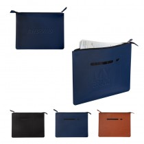 Tuscany™ Zip File Folder