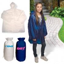 Rain Slicker-In-A-Bag