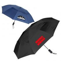 "Vented Auto Open Folding Umbrella – 44"""
