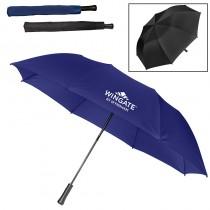 "55"" Large Auto Open Folding Umbrella"