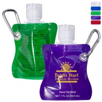 Collapsible Hand Sanitizer 1 oz.