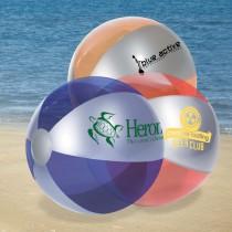 Luster Tone Beach Ball
