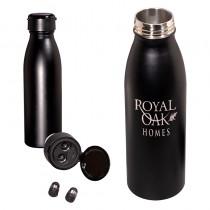 20 oz. Bluetooth Earbud SS Vacuum Bottle