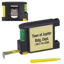 6.5 Ft. Level Notepad Tape Measure