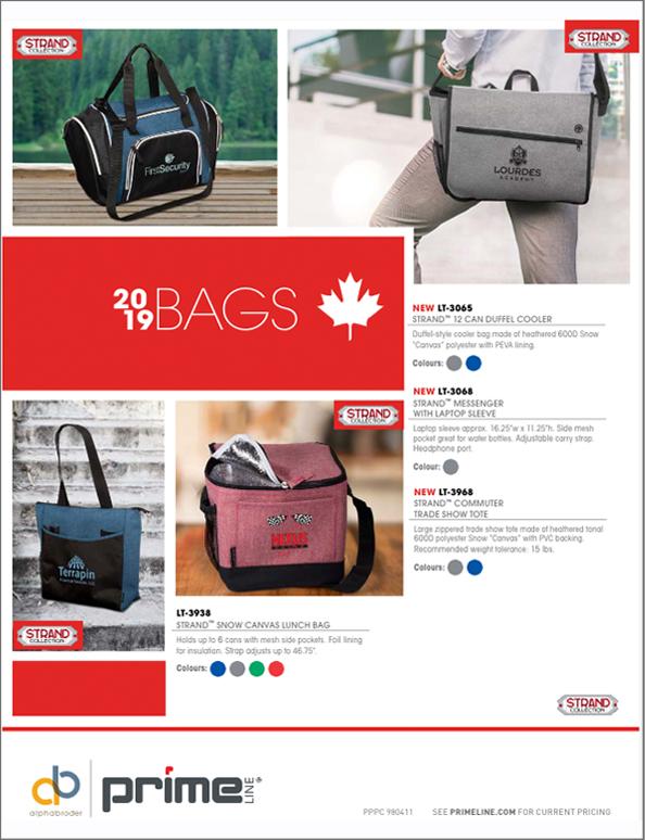 019 Bag Collection 4pg