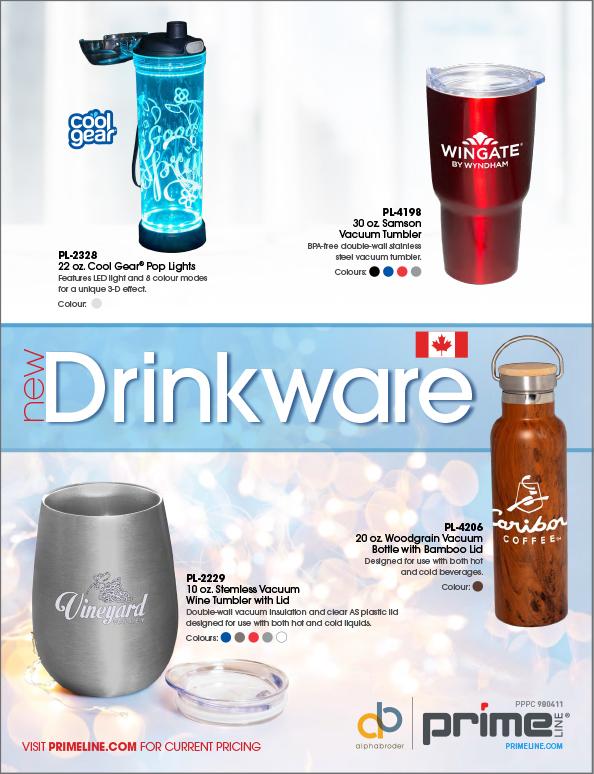 019 High End Drinkware 4pg