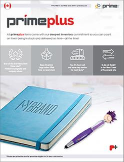 019 Prime Plus Catalogue 8p - Canada