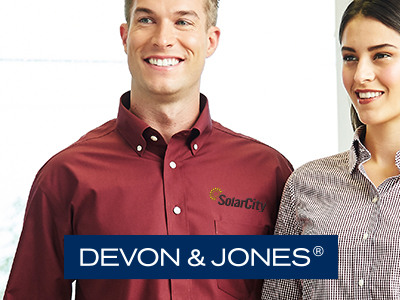 Devon and Jones®