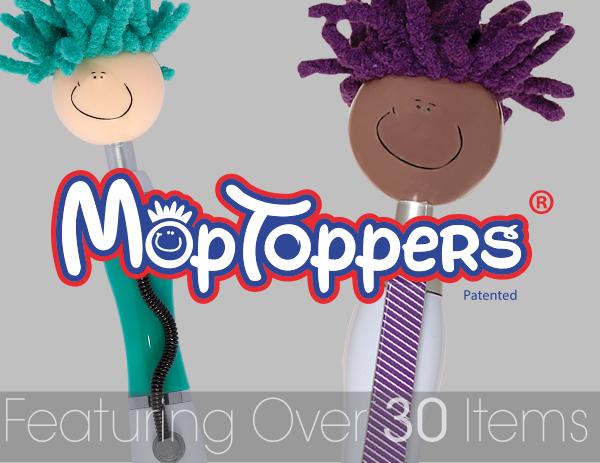Brand Spotlight – MopToppers® 35 Items