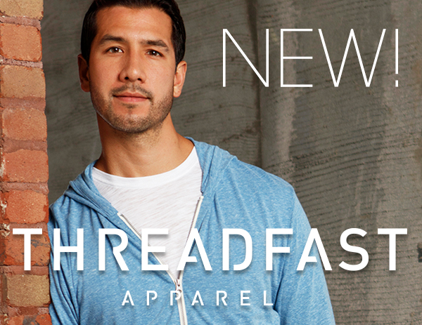 Introducing Our New Brand Addition – Threadfast Apparel