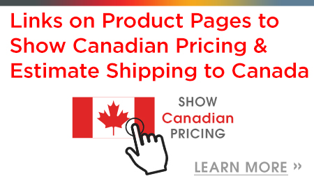 Easy Links from Product Pages for Canadian Pricing and Estimating Shipping