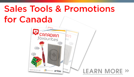 Sales Tools & Flyers for Canada