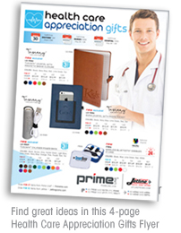 Health Care Gifts 4 page flyer