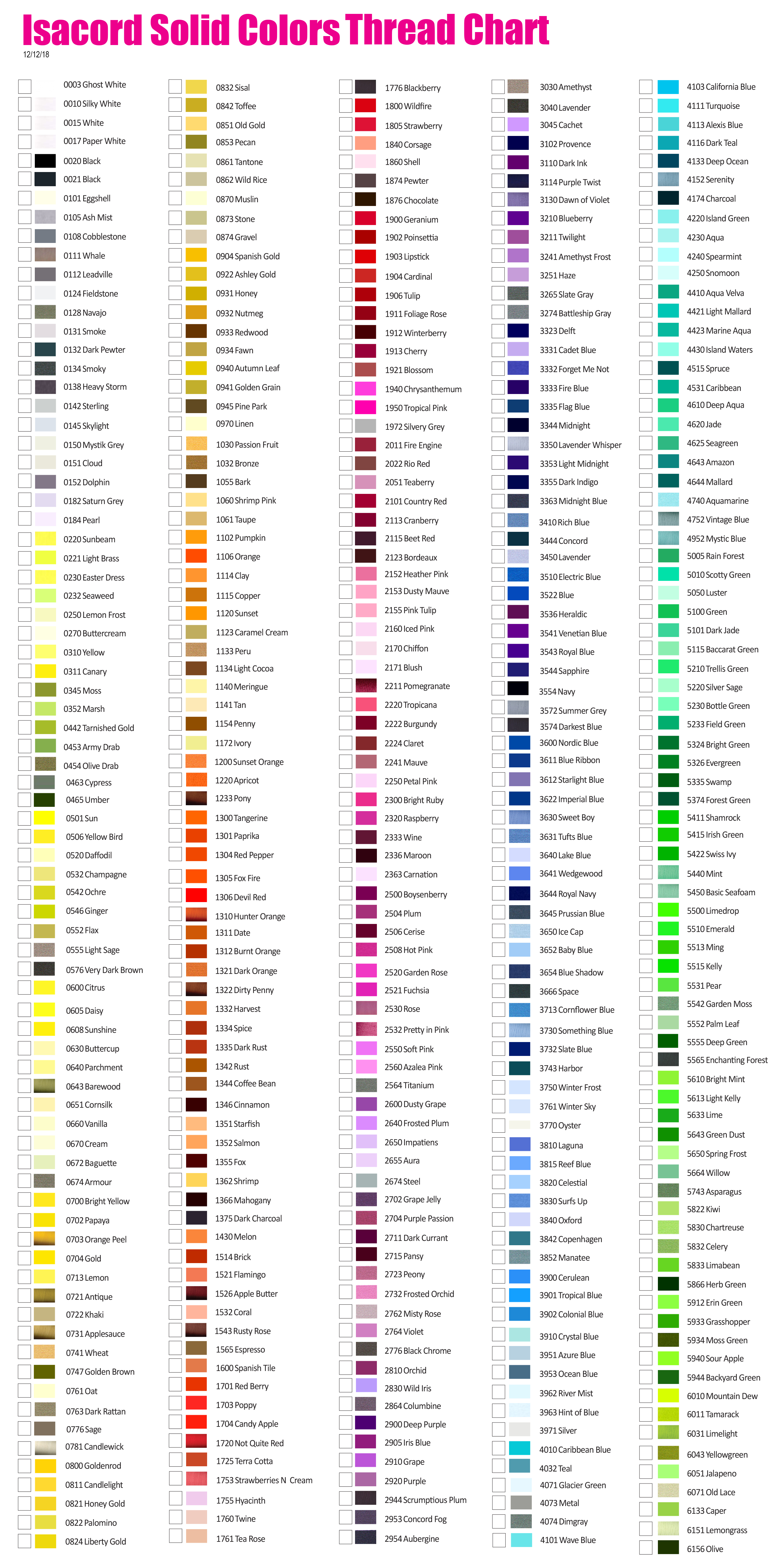 ddff33412 The appearance of each ink color will vary based on item material and  color, and are not guaranteed an exact match.