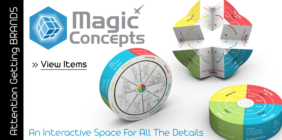 Attention Getting Brands – Magic Concepts